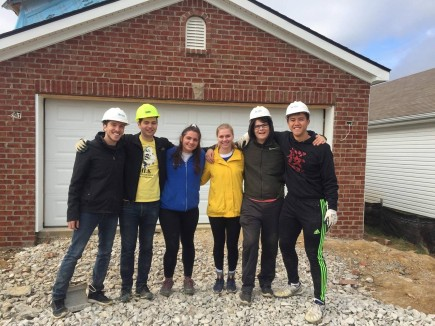 Habitat for Humanity Service Fall 2018